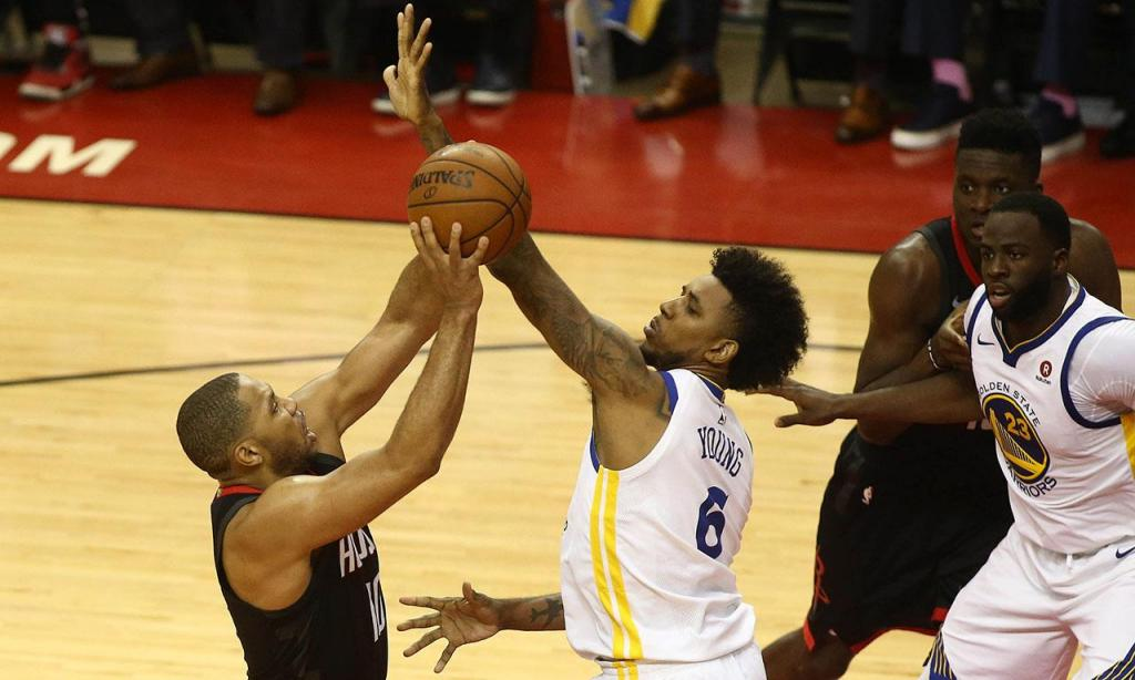 NBA: Houston venceu Golden State Warriors por 127 a 105