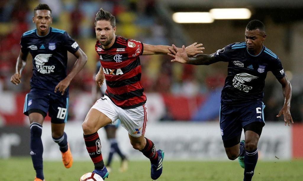 Libertadores: Flamengo vence Emelec
