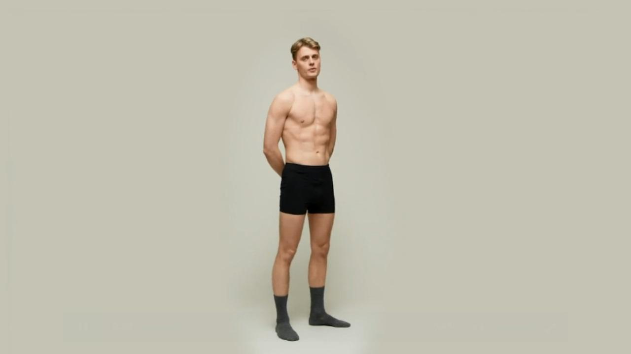 As cuecas da marca dinamarquesa não precisam de ser lavadas durante semanas