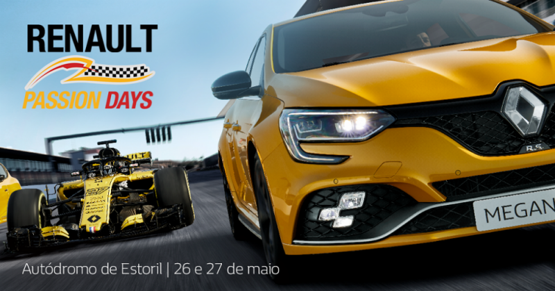 Renault Passion Days