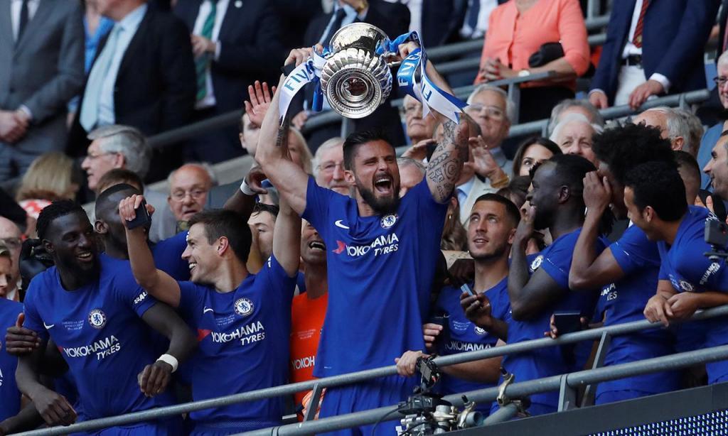 Chelsea vence Taça de Inglaterra