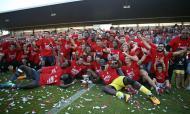 Benfica campeão de juniores