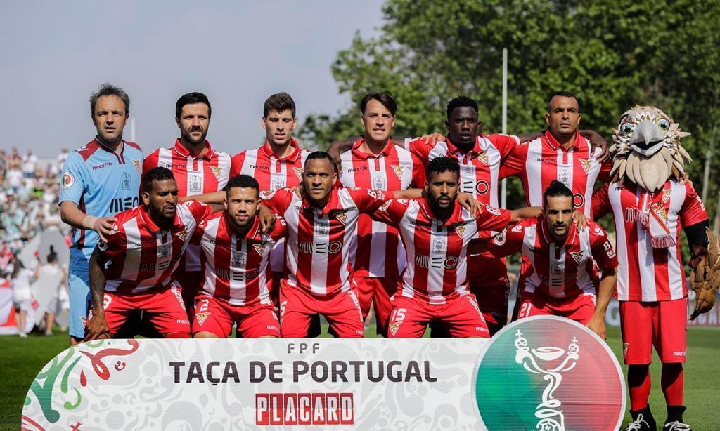 Taça de Portugal: Desp. Aves