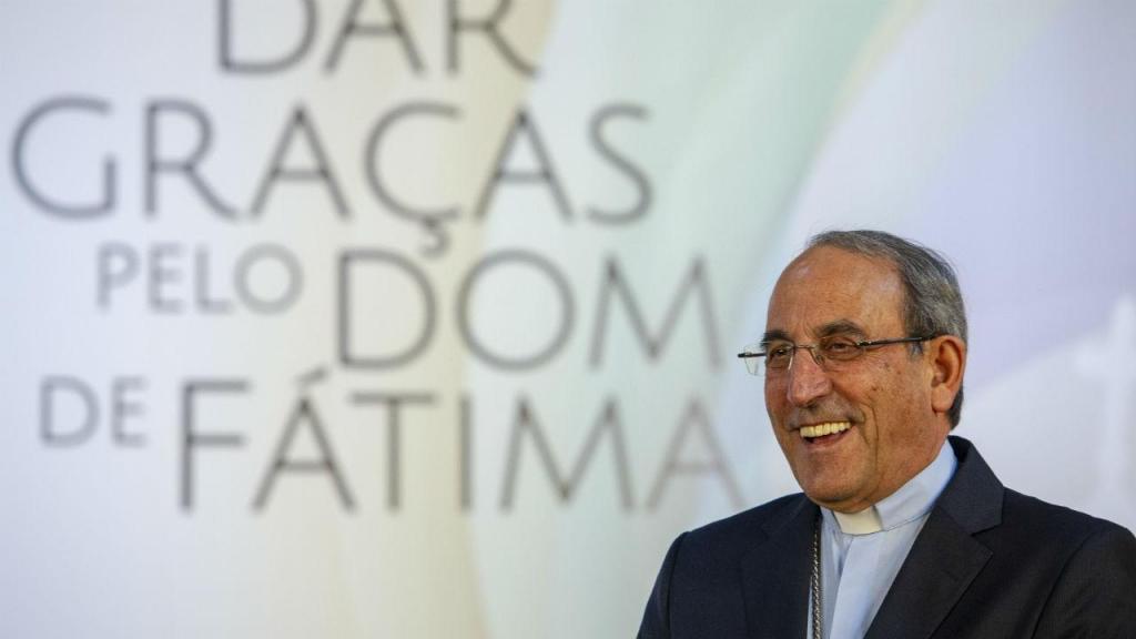 Conferência de imprensa do Bispo de Leiria-Fátima, António Marto, nomeado cardeal pelo Papa Francisco