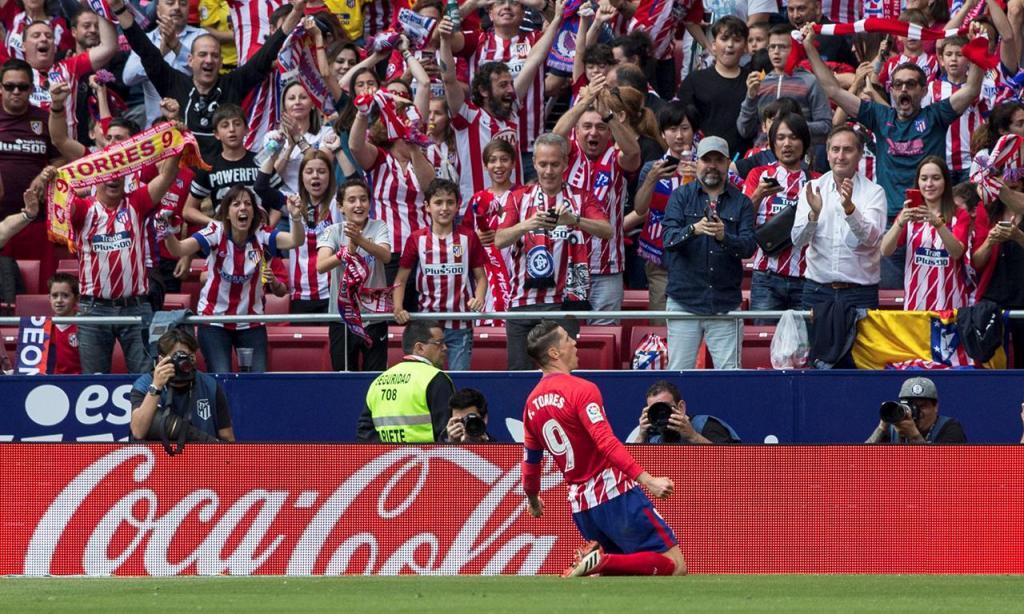 Atlético Madrid-Eibar