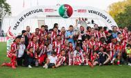 Desp. Aves vence Taça de Portugal