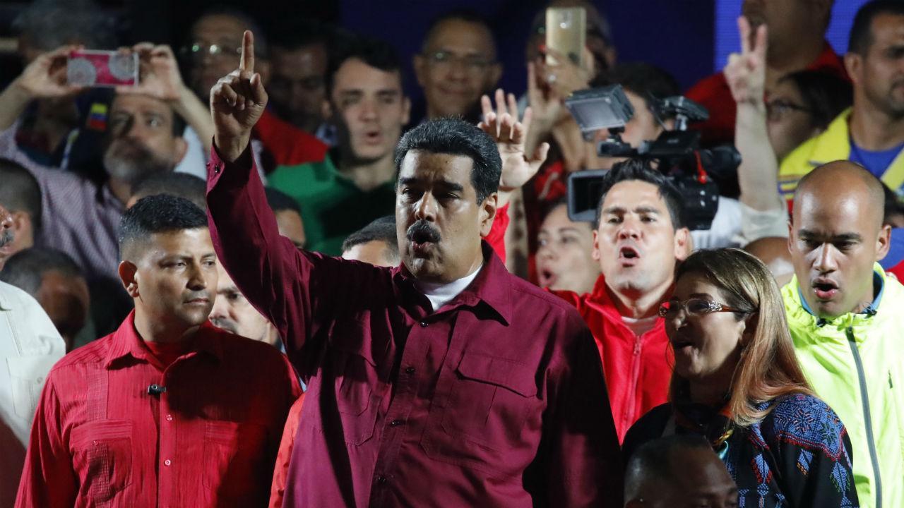 Nicolas Maduro vence eleições na Venezuela