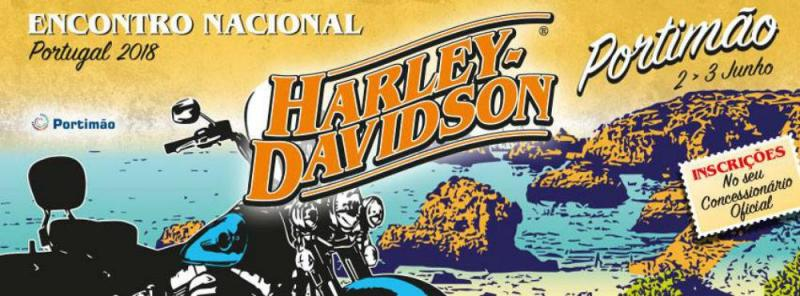 Encontro Nacional Harley-Davidson