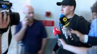 Nico Castillo em Lisboa para reforçar o Benfica