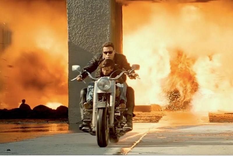 Harley-Davidson Exterminador