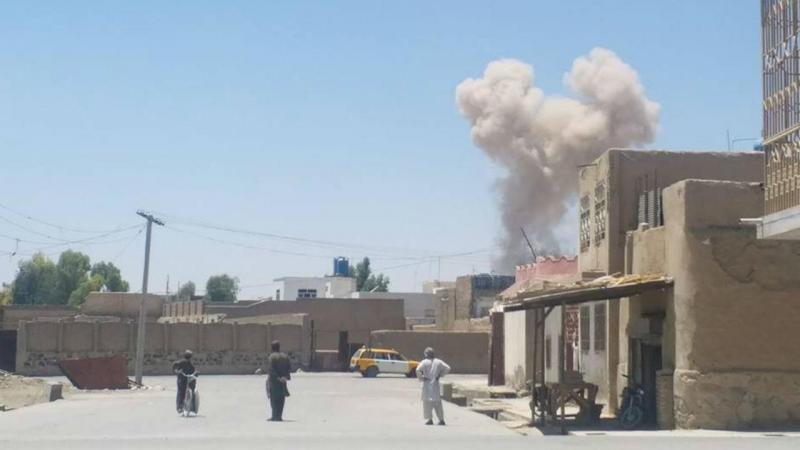 Atentado em Kandahar, Afeganistão