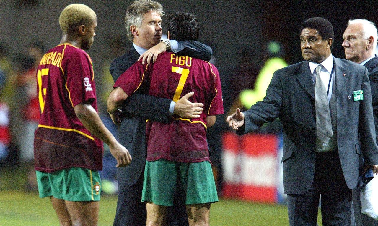 Hiddink Portugal 2002