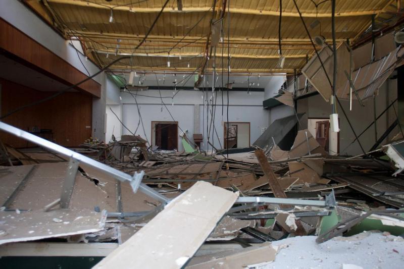 Explosão em Tui