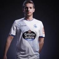 Terceiro equipamento do Deportivo da Corunha para 2018/19 (foto Footy Headlines)