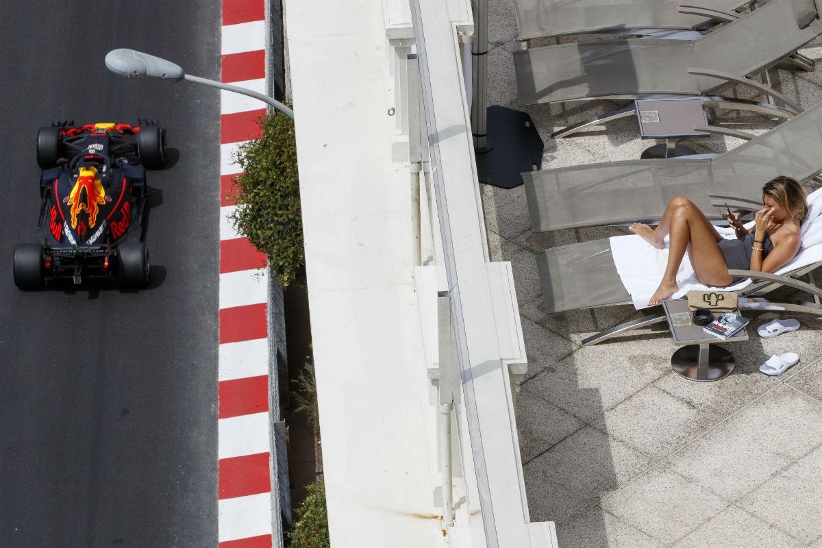 GP do Mónaco (Lusa)