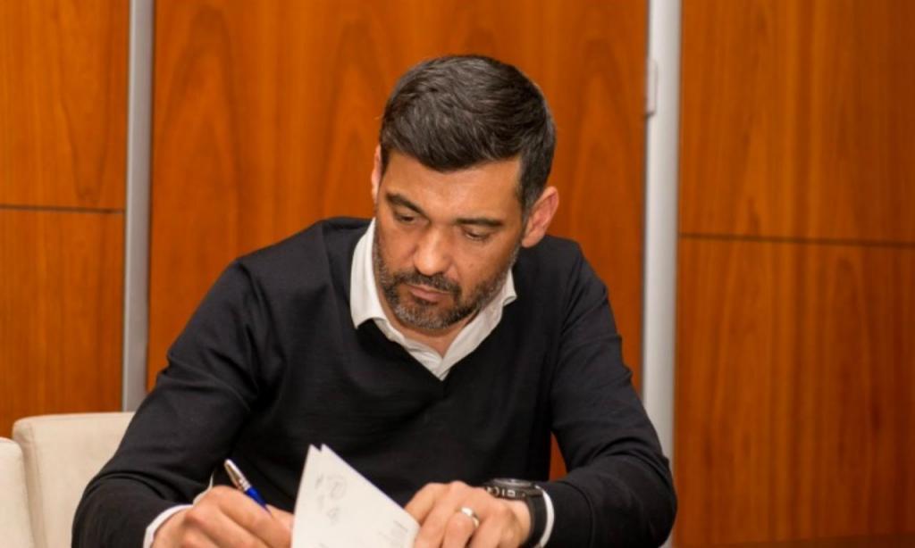Sérgio Conceição (Créditos: FC Porto)