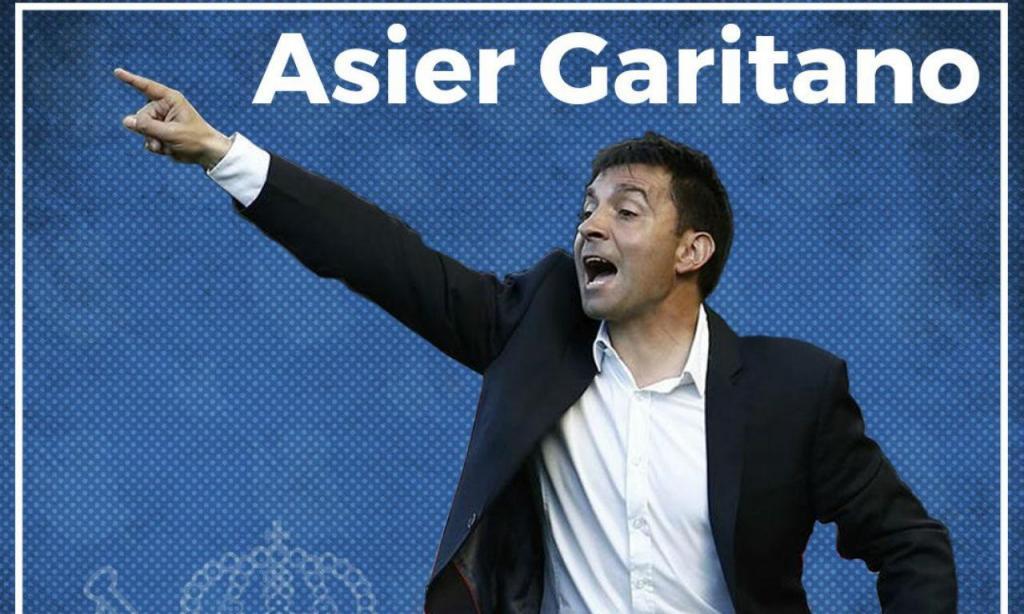 Garitano (twitter Real Sociedad)