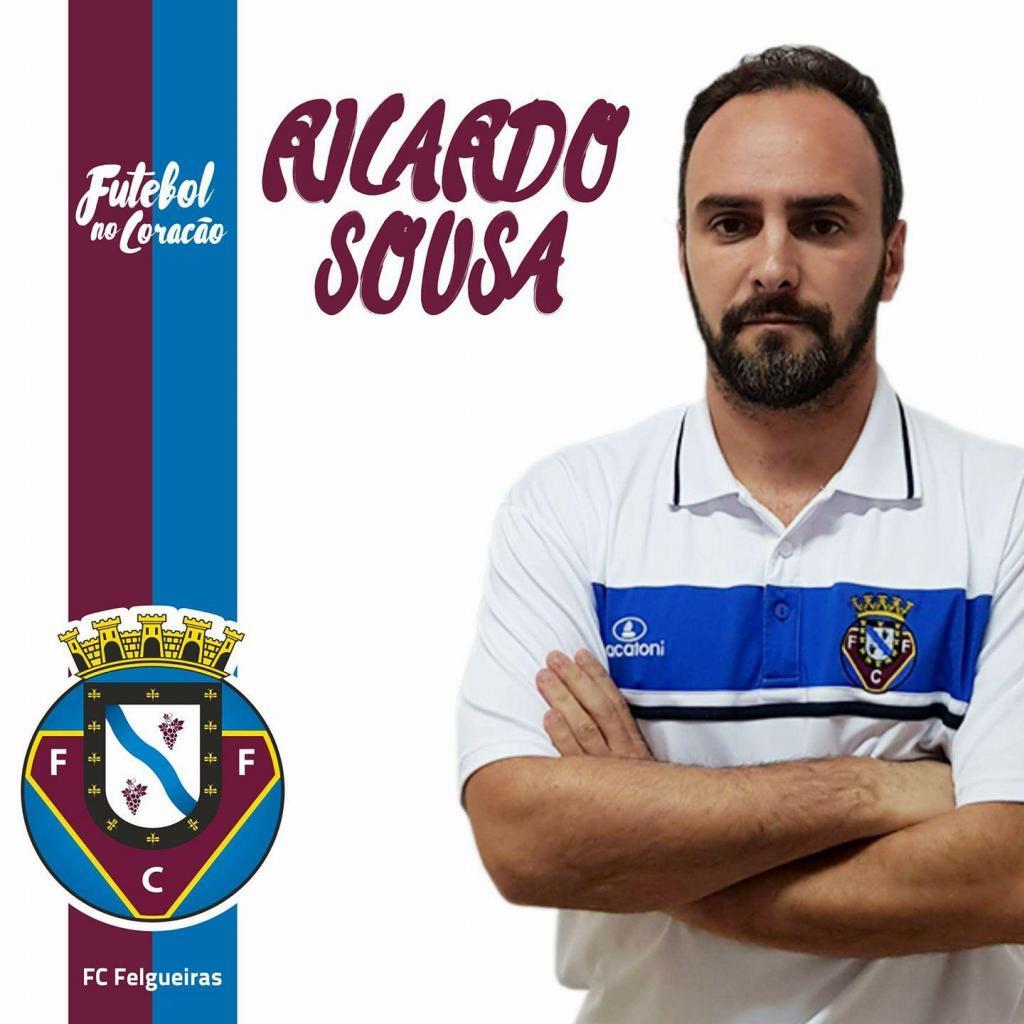 Ricardo Sousa (Facebook Felgueiras)