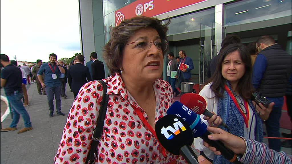 Ana Gomes acha que Sócrates foi