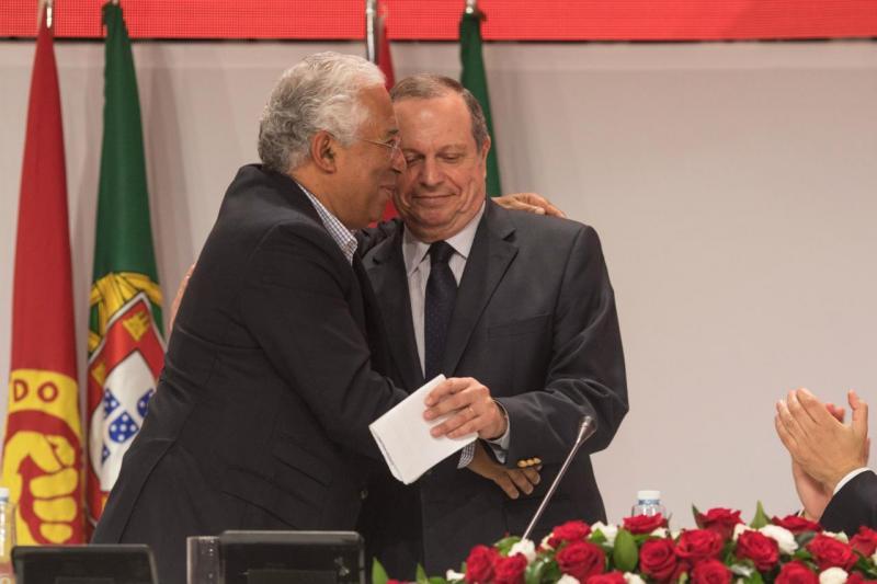 António Costa e Carlos César