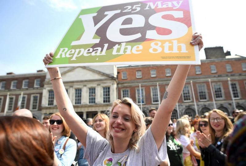 Irlanda - referendo sobre aborto