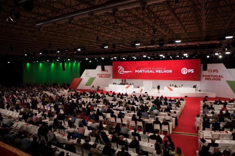 22.º Congresso do PS - Batalha