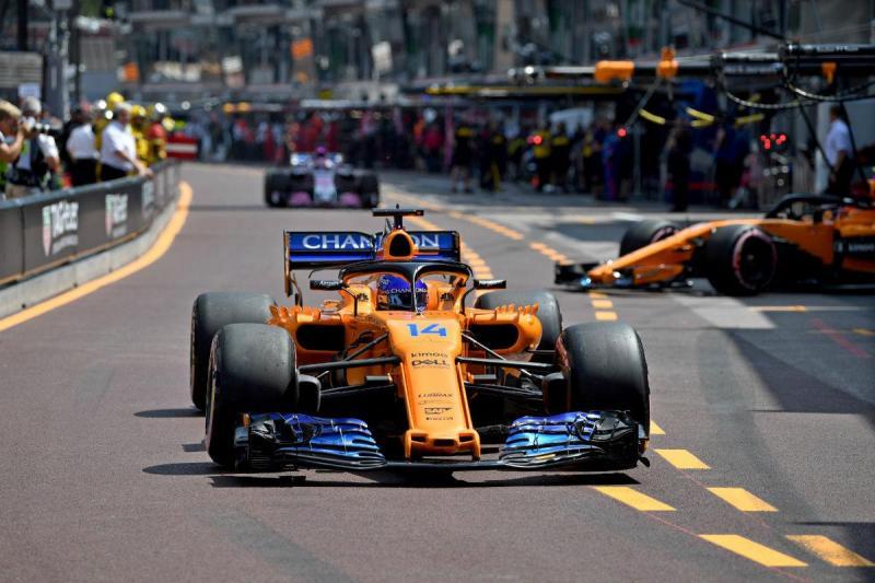 Fernando Alonso (Lusa)