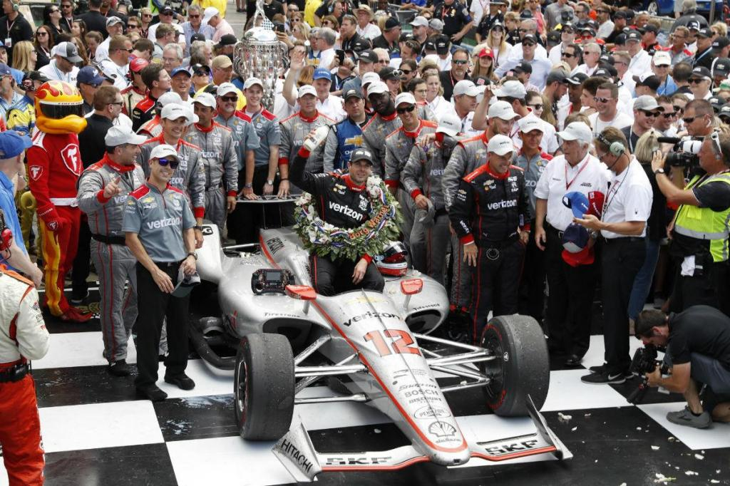 Will Power vence a Indy 500 (Reuters)