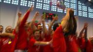 Benfica bateu Sporting e conquistou sexta Taça de Portugal
