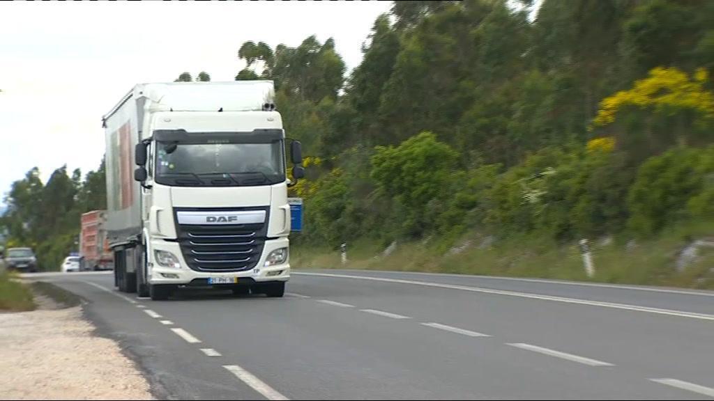 Negociações com Governo põem protesto de camionistas em