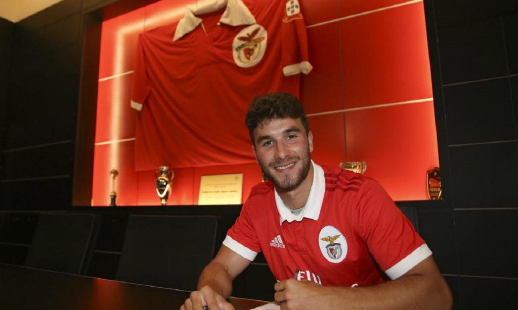 Gonçalo Loureiro (foto: SL Benfica)