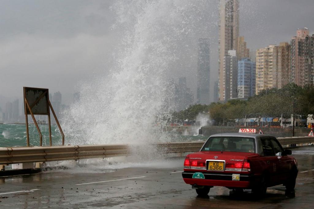 Hong Kong - Táxi