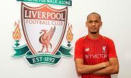 Fabinho trocou o monaco pelo Liverpool