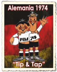 Tip & Tap (Alemanha 74)