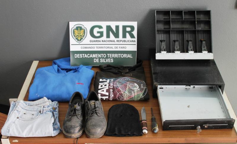 GNR - Apreensão