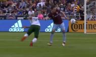 Golo à Bergkamp na MLS - Samuel Armenteros
