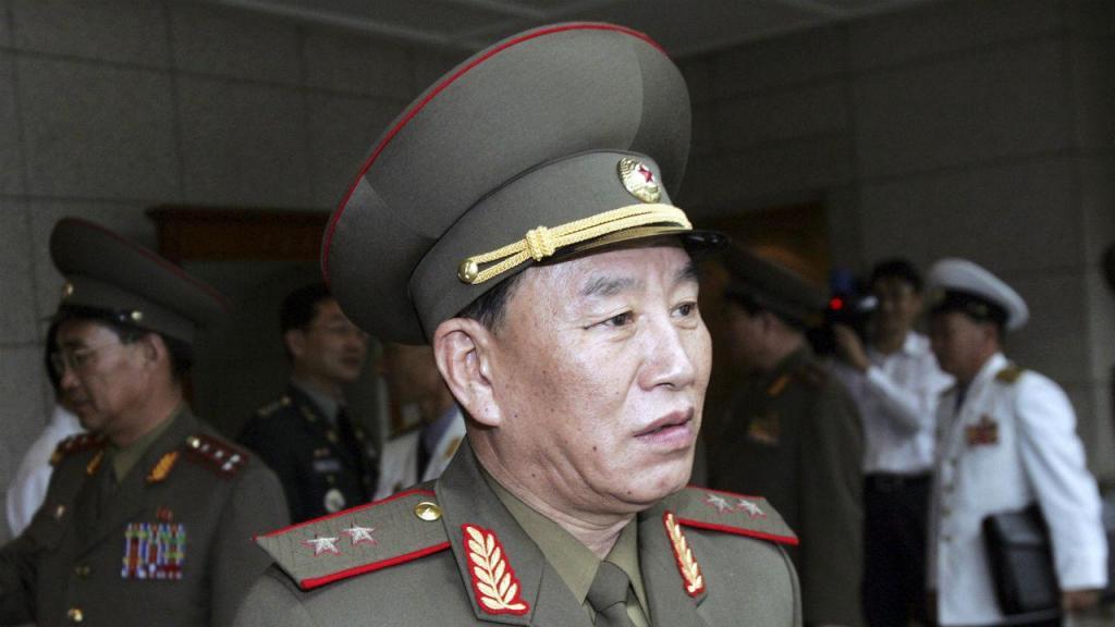 General Kim Yong-chol
