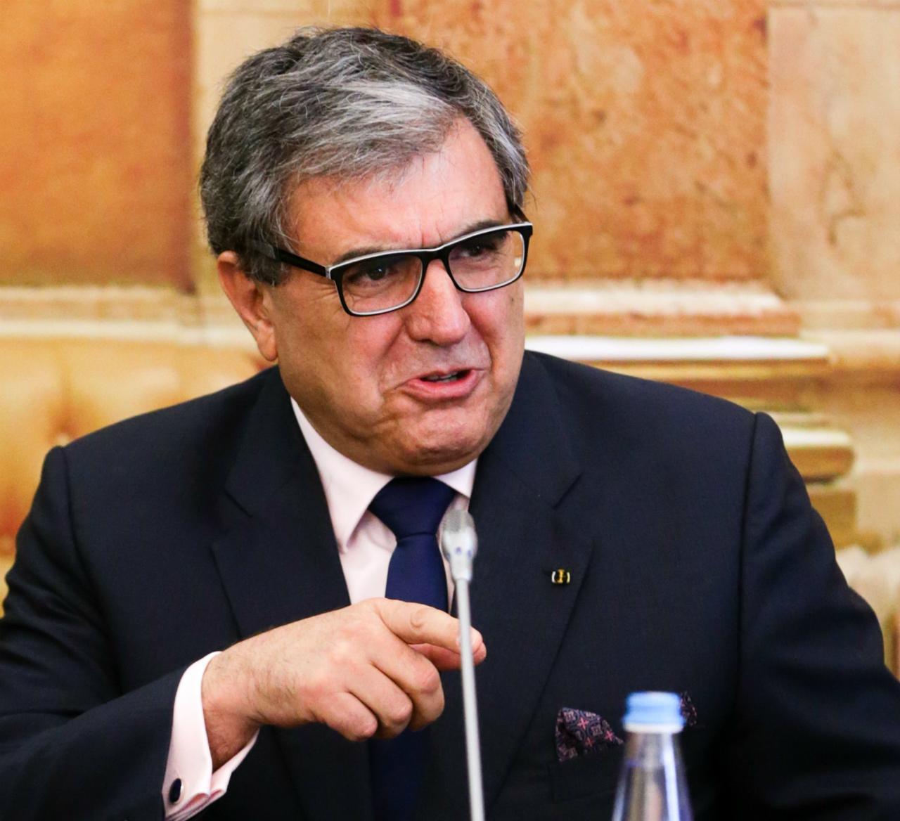 Celso Manata - Diretor-geral das Prisões