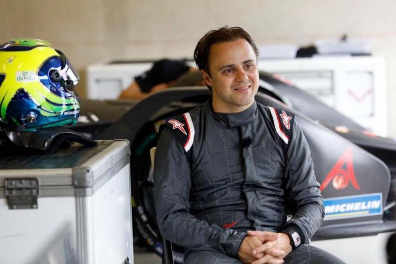 Felipe Massa Venturi FE
