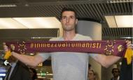 Marcano (twitter AS Roma)
