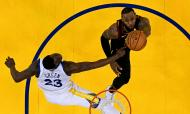 Golden State Warriors-Cleveland Cavaliers (Kyle Terada-USA TODAY Sports)