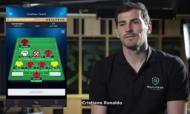 Iker Casillas - o «onze» do Mundial