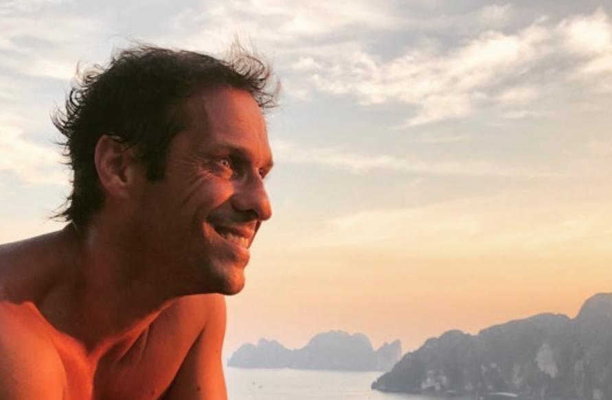 José Carlos Pereira na Selfie