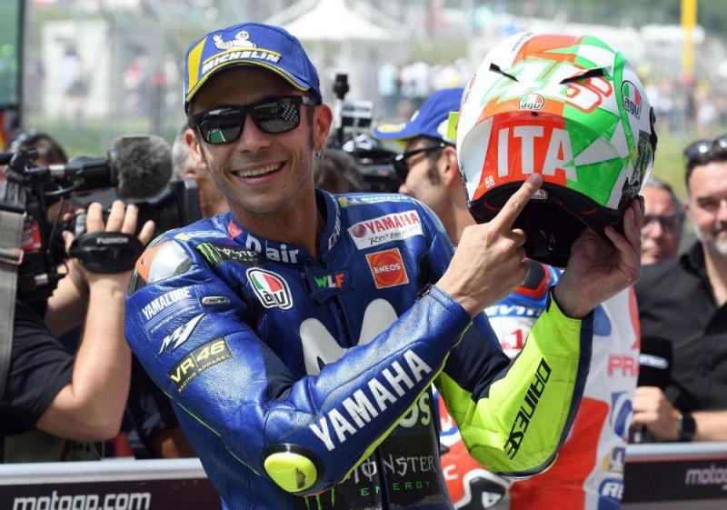 Valentino Rossi (Lusa)