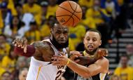 Golden State Warriors-Cleveland Cavaliers (Kyle Terada-USA TODAY)