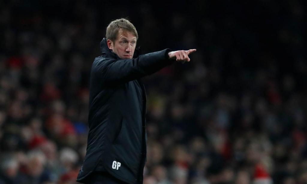 Graham Potter - Swansea (Reuters)