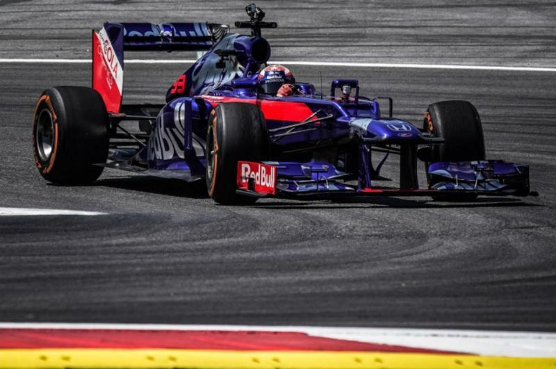 Marc Márquez com o Red Bull F1 (imagem Twitter Marc Márquez)
