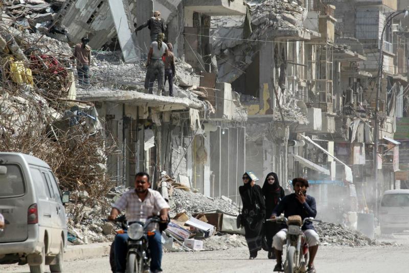 Raqa - Síria
