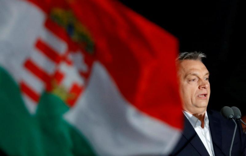 Viktor Orban - primeiro-ministro da Hungria