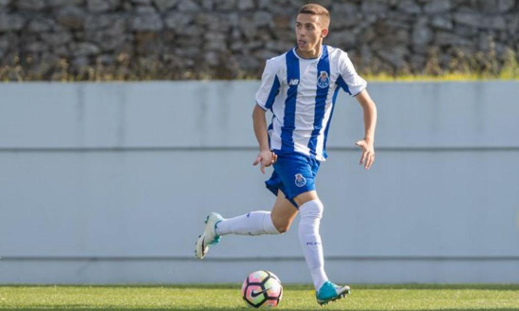 Diogo Bessa (Site FC Porto)